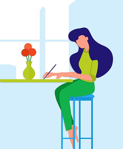 criar um blog de graça